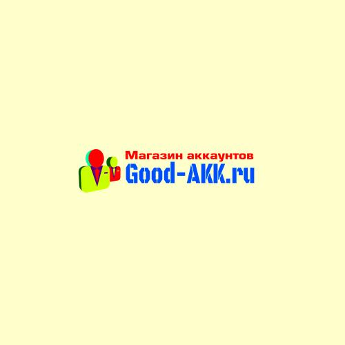 Good-Akk - Магазин аккаунтов социальных сетей